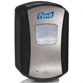 PURELL LTX-7 Touch Free Dispenser 700ml Chrome/Black