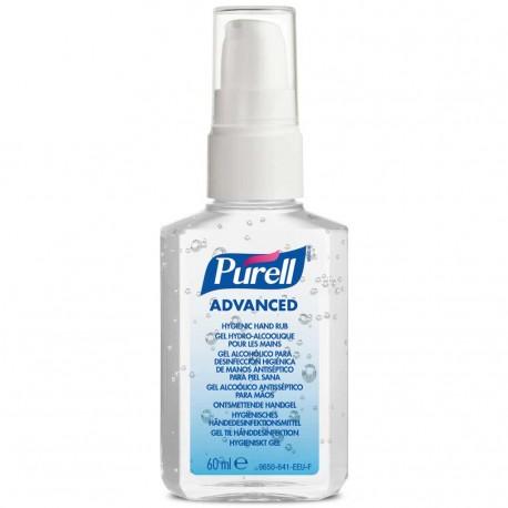 PURELL HAND RUB  1 X 60ml