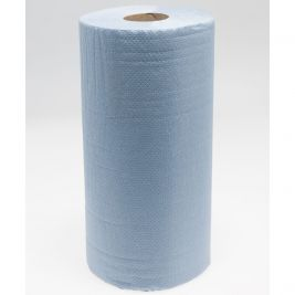 Pristine Hygiene Roll Blue 24cmx46m 1x18