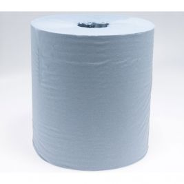 Pristine Centrefeed 2 Ply Blue 1x6