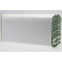 Pristine C-Fold Hand Towel 1 Ply Green 24x176