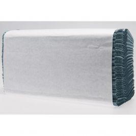 Pristine C-fold Hand Towel 1 Ply Blue 24x192