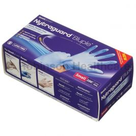 Readigloves Nytraguard Nitrile P/F Gloves Small 1x200