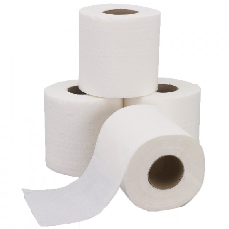 Pristine Luxury Toilet Roll