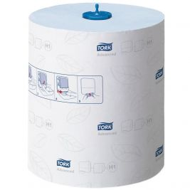 Tork Matic Hand Towel Roll Blue 150m 1x6