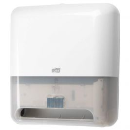 Tork Matic Hand Towel Roll Dispenser W/ Sensor White