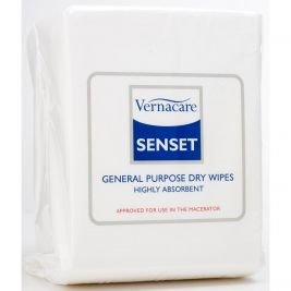 Vernacare Senset General Purpose Dry Wipes 1x100