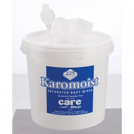 Karomoist Body Wipes 4x225