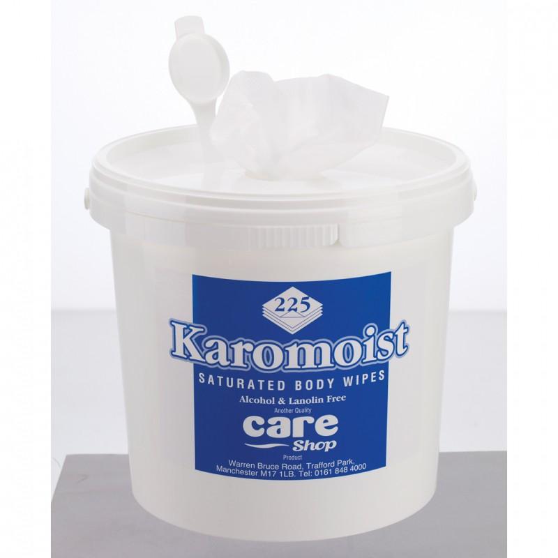 Karomoist Body Wipes 4 Pack