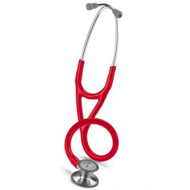 Littmann Cardiology Iii Stethoscope Red