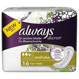 Always Discreet Pads Small+ 6x16