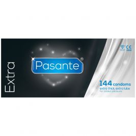 Pasante Condoms Clinic Pack Extra 1x144