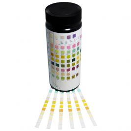 8 Parameter Urine Test Strip 1x25