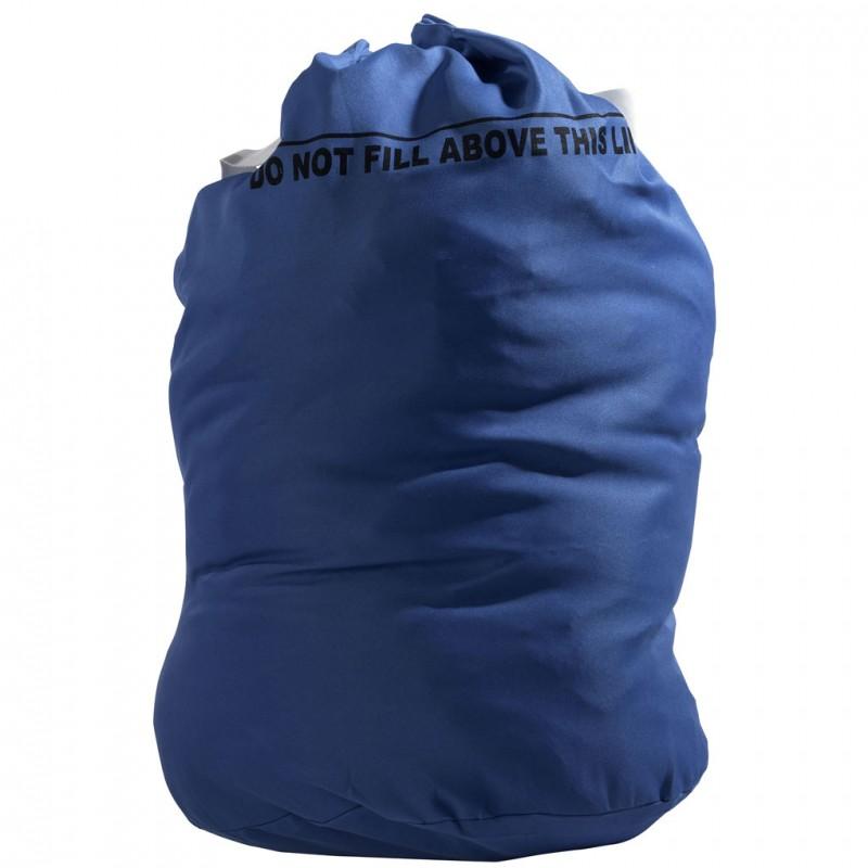 Safe Knot Laundry Bag Blue