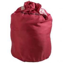 Safeknot Laundry Bag Red