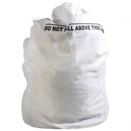 Safeknot Laundry Bag White