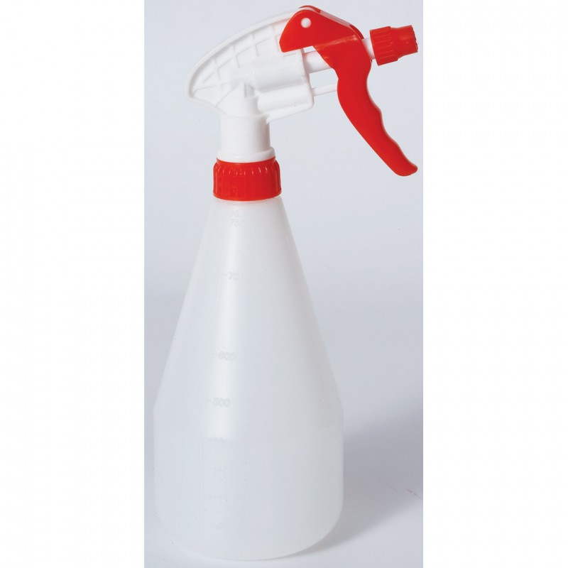 Spray Bottle 750ml Red