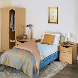 Quickdry Bedpad 2l Blue