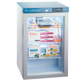 Labcold Pharmacy Fridge Glass Door 66l