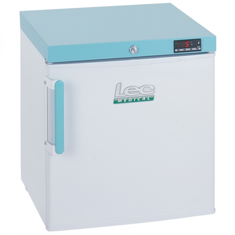 Lec Medical Pharmacy Fridge 45 Litre Solid Door