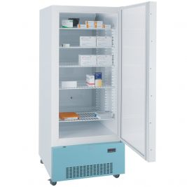 Lec Medical Pharmacy Fridge Solid Door 444l