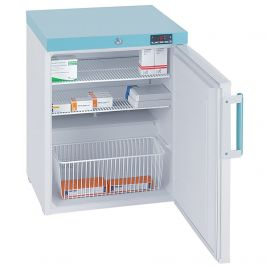 Lec Medical Pharmacy Fridge Solid Door 82l