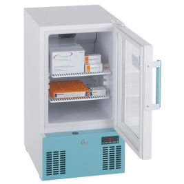 Lec Medical Pharmacy Fridge Glass Door 41l