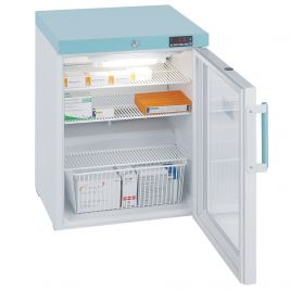 Lec Medical Pharmacy Fridge Glass Door 82 Litres