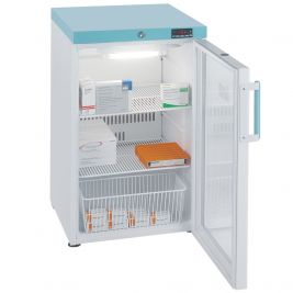 Lec Medical Pharmacy Fridge Glass Door 107 Litres