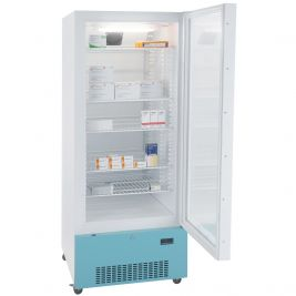 Lec Medical Pharmacy Fridge Glass Door 444 Litres