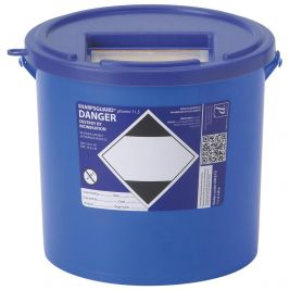 Sharpsguard Pharmi Blue 11.5l