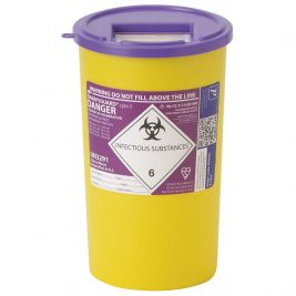 Sharpsguard Cyto Purple 5l