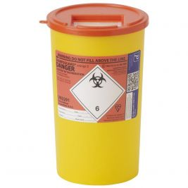 Sharpsguard Orange 5 Litres