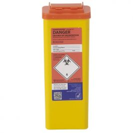 Sharpsguard Orange 0.5 Litre Needle Remover