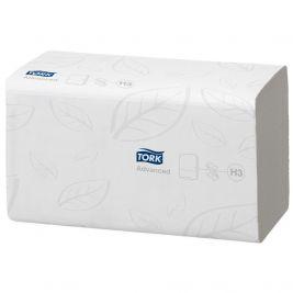 Tork Flushable Singlefold Hand Towel 2 Ply White 15x250