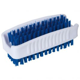 Abbey Hygiene Nail Brush Blue