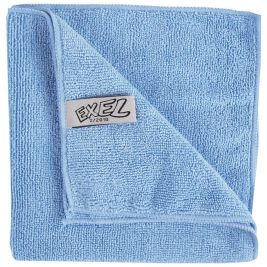 Exel Microfibre Cloth Blue 1x10