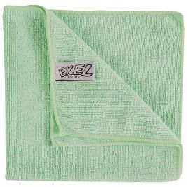 Exel Microfibre Cloth Green 1x10