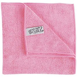 Exel Microfibre Cloth Red 1x10