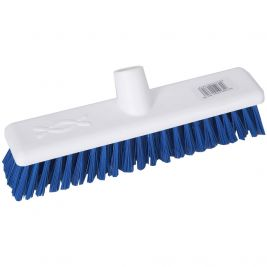 Abbey Hygiene Broom Head Blue