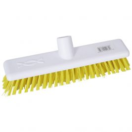 Abbey Hygiene Broom Head Yellow