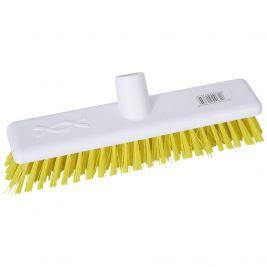 Abbey Hygiene Broom Head Yellow