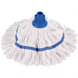 HYGIEMIX SOCKET MOP BLUE