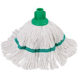 Hygiemix Socket Mop Head Green