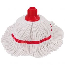 Hygiemix Socket Mop Head Red
