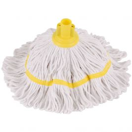 HYGIEMIX SOCKET MOP YELLOW