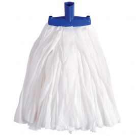 Big White Prairie Mop Head Blue