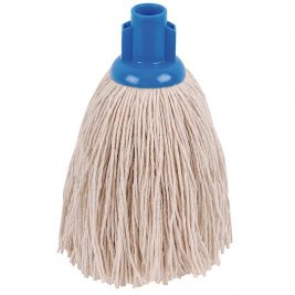 Yarn Socket Mop Head Blue