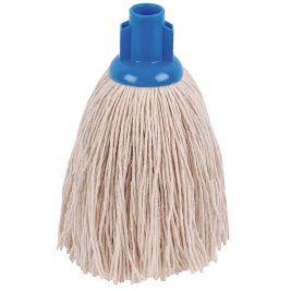 Yarn Socket Mop Head Blue
