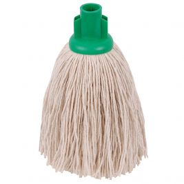Yarn Socket Mop Head Green